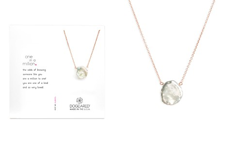 "Dogeared One in a Million Necklace, 16"" - Bloomingdale's_2"