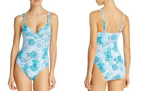 Bleu Rod Beattie Underwire Twist One Piece Swimsuit - Bloomingdale's_2