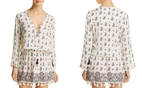 Coolchange Chloe Tunic Paisley Swim Cover-Up - Bloomingdale's_2
