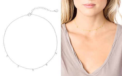 "Gorjana Five Disc Choker Necklace, 12"" - Bloomingdale's_2"