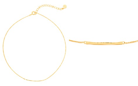"Gorjana Taner Bar Choker Necklace, 12"" - Bloomingdale's_2"