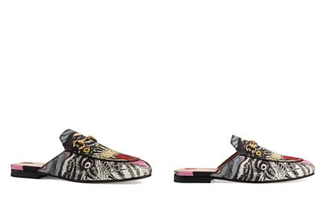 Gucci Princetown Printed Mules - Bloomingdale's_2
