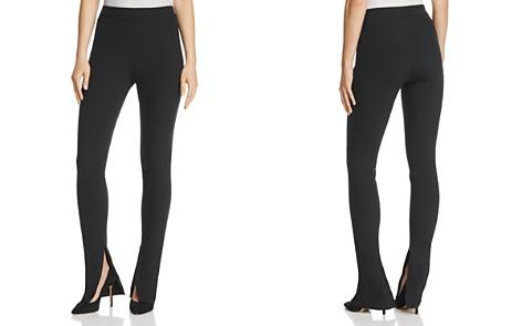 Theory Ankle Zip Pants - Bloomingdale's_2