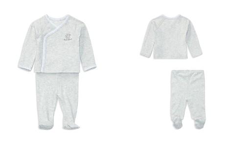 Ralph Lauren Boys' Crossover Top & Footie Leggings Set - Baby - Bloomingdale's_2
