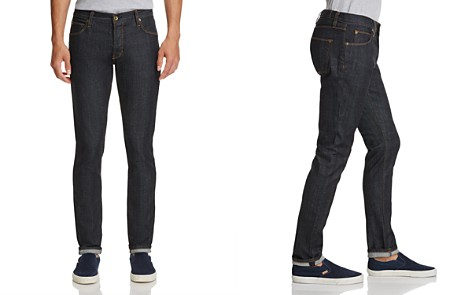 Double Eleven Slim Fit Jeans in Indigo Wash - Bloomingdale's_2