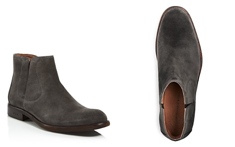 John Varvatos Star USA Waverly Covered Suede Chelsea Boots - Bloomingdale's_2