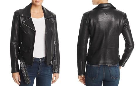 Veda Jayne Leather Moto Jacket - Bloomingdale's_2