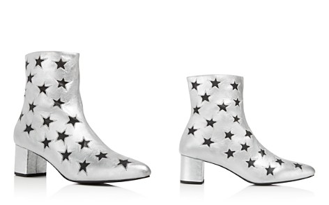 Archive Madison Metallic Star Cutout Booties - Bloomingdale's_2