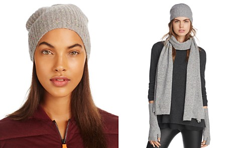 C by Bloomingdale's Donegal Cashmere Hat - 100% Exclusive_2