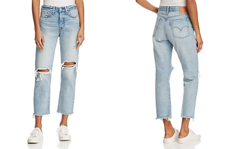 Levi's Wedgie Straight Jeans in Lost Inside - Bloomingdale's_2
