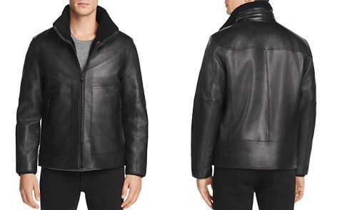 Andrew Marc Trailblazer Leather Jacket - Bloomingdale's_2