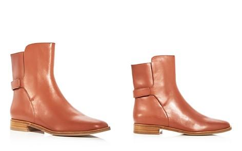 Via Spiga Women's Vaughan Leather Booties - Bloomingdale's_2