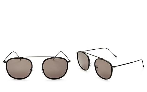 Illesteva Women's Mykonos Ace Brow Bar Sunglasses, 52mm - Bloomingdale's_2