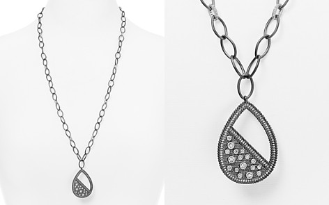 "Freida Rothman Teardrop Pendant Necklace, 26"" - Bloomingdale's_2"