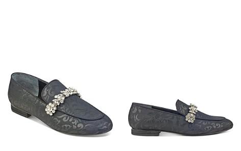 IVANKA TRUMP Wareen Embellished Loafers - Bloomingdale's_2