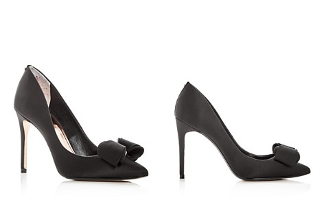 Ted Baker Women's Azeline Satin Pointed Toe Pumps - Bloomingdale's_2
