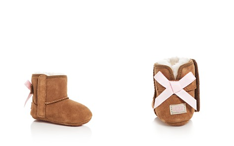 UGG® Girls' Jesse Bow II Boots - Baby - Bloomingdale's_2