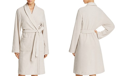 Hanro Plush Wrap Robe - Bloomingdale's_2