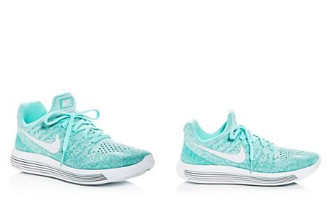 Nike Women's Lunarepic Flyknit 2 Lace Up Sneakers - Bloomingdale's_2