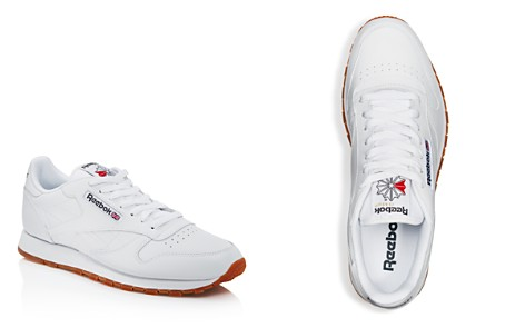 Reebok Men's Classic Leather Lace Up Sneakers - Bloomingdale's_2