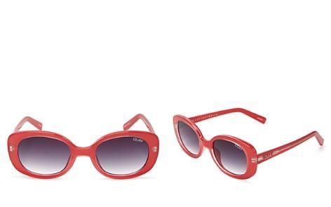 Quay Lulu Sunglasses, 48mm - Bloomingdale's_2
