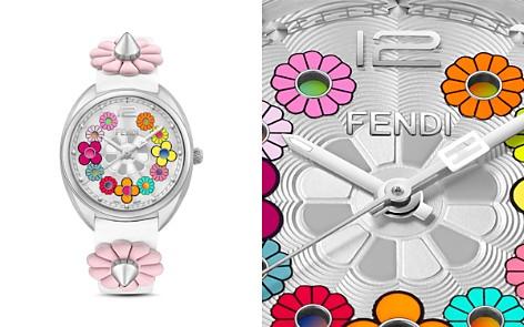 Fendi Momento Flowerland Watch, 34mm - Bloomingdale's_2