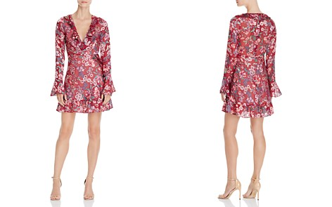 For Love & Lemons Gracie Mini Dress - 100% Exclusive - Bloomingdale's_2