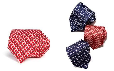 Salvatore Ferragamo Dogs Neat Classic Tie - Bloomingdale's_2