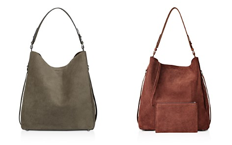 ALLSAINTS Paradise Suede North/South Tote - Bloomingdale's_2