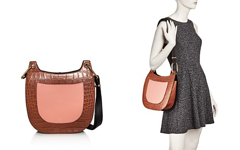 Jason Wu Color-Block Leather Saddle Bag - Bloomingdale's_2