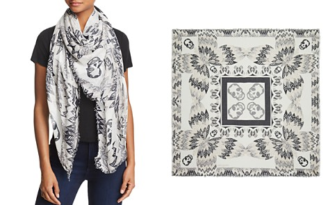 Zadig & Voltaire Kerry Butterfly Scarf - Bloomingdale's_2