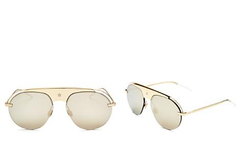 Dior Dio(r)evolution Mirrored Aviator Sunglasses, 58mm - Bloomingdale's_2