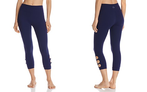 Beyond Yoga Full Circle Cutout Cropped Leggings - Bloomingdale's_2