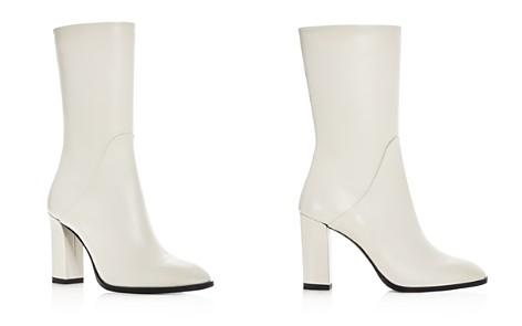Via Spiga Women's Adrinna Leather High-Heel Boots - Bloomingdale's_2