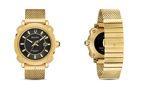 Bulova Precisionist Grammy Watch, 44mm - Bloomingdale's_2