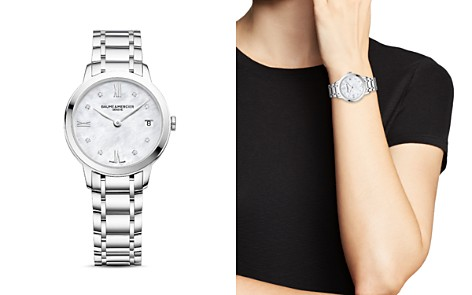 Baume & Mercier Classima Diamond Watch, 31mm - Bloomingdale's_2