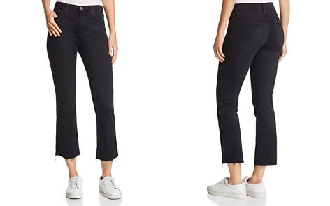 AG Jodi Crop Jeans in 3 Years Obsidian - Bloomingdale's_2