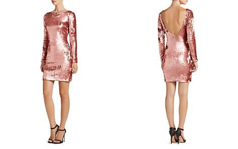 Dress the Population Lola Sequin Dress - 100% Exclusive - Bloomingdale's_2