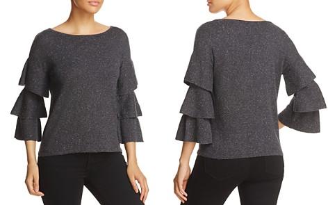 Design History Tiered-Sleeve Sweater - Bloomingdale's_2