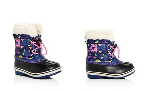 Sorel Girls' Yoot Pack Nylon Waterproof Boots - Toddler, Little Kid - Bloomingdale's_2