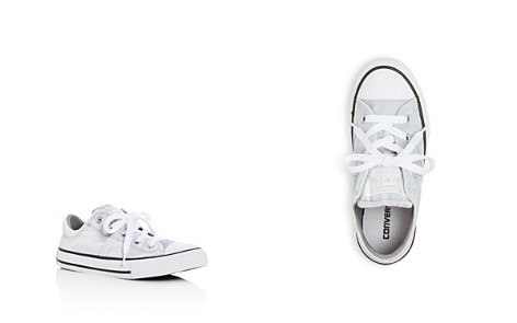 Converse Girls' Chuck Taylor All Star Madison Velvet Lace Up Sneakers - Toddler, Little Kid, Big Kid - Bloomingdale's_2