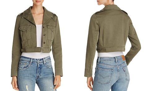 Fillmore Eisenhower Cropped Jacket - Bloomingdale's_2