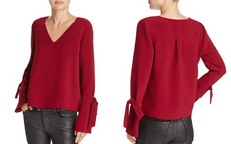 Cooper & Ella Isabel Tie-Sleeve Top - Bloomingdale's_2