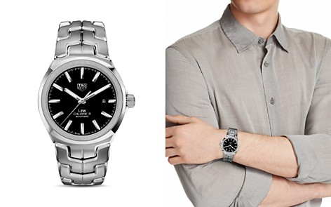 TAG Heuer Link Watch, 41mm - Bloomingdale's_2