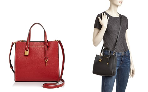 MARC JACOBS The Mini Grind Leather Crossbody - Bloomingdale's_2