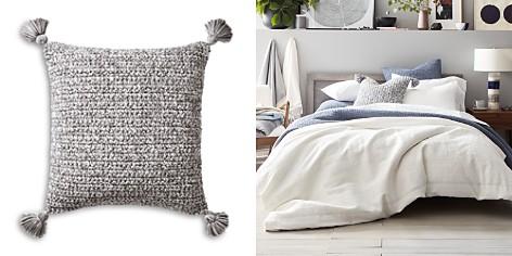 "Coyuchi Organic Woven Tassel Decorative Pillow, 20"" x 26"" - Bloomingdale's_2"