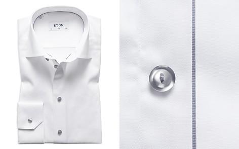 Eton Gray Button Slim Fit Dress Shirt - Bloomingdale's_2