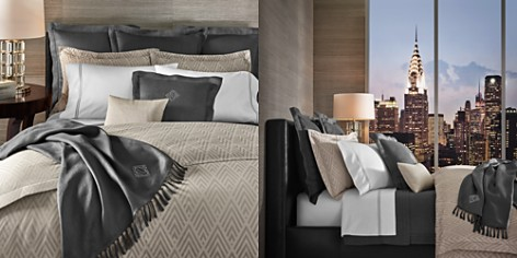 Ralph Lauren Penthouse Gray Bedding Collection - Bloomingdale's_2