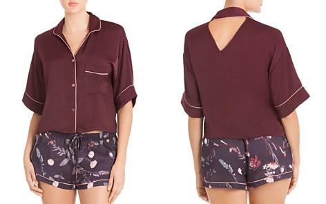 Midnight Bakery Cropped Pajama Top - Bloomingdale's_2