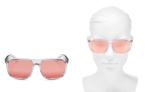 Ray-Ban Unisex Mirrored Square Sunglasses, 60mm - Bloomingdale's_2